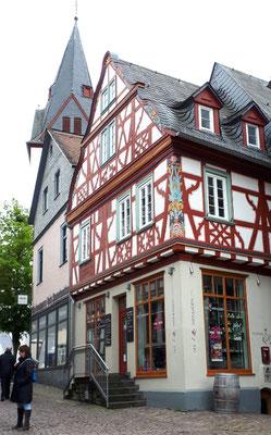 Ehemaliges Gasthaus zum Hirsch von 1595