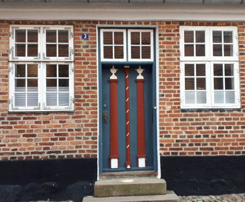 Immer wieder schöne Haustüren