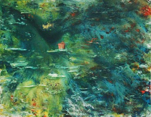 Im Wald (Privatbesitz)