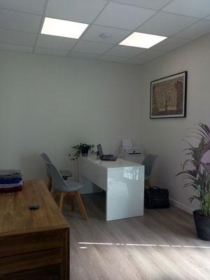 Salle de soins osteopathiques