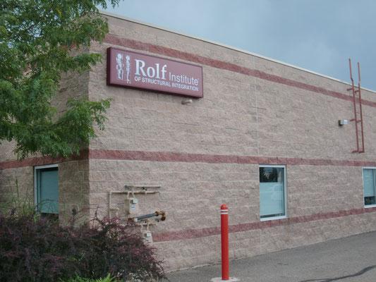 Rolf Institute(学校)