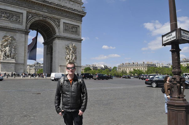 Bij Parijs