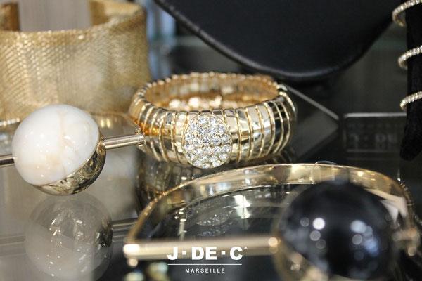 bijoux fantaisie argent tendance marseille