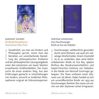 Kinderphilosophieren & Lion Feuchtwanger