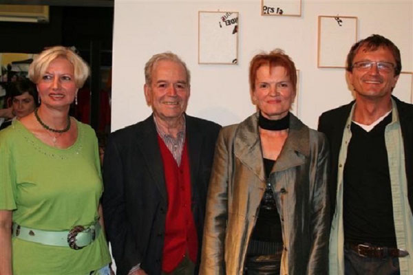 Batya Horn, Nanni Balestrini, Gertrude Moser-Wagner, Ferdinand Schmatz