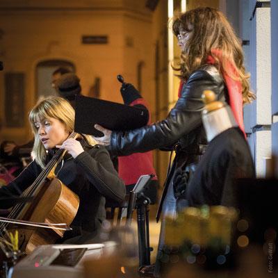Ana Topalovic, Vesna Hassler