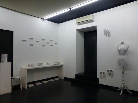 Ausstellung Lidia Fiabane fata morgana - alltagsvariationen