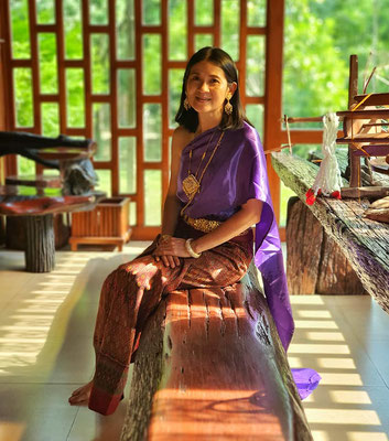 Thai culture is very diverse and is reflected in the clothing styles of the different region