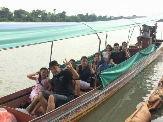 Chao Praya River Boat Trrip