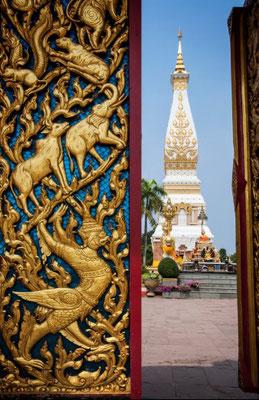 Wat Phra Tat in Nakhon Phanom