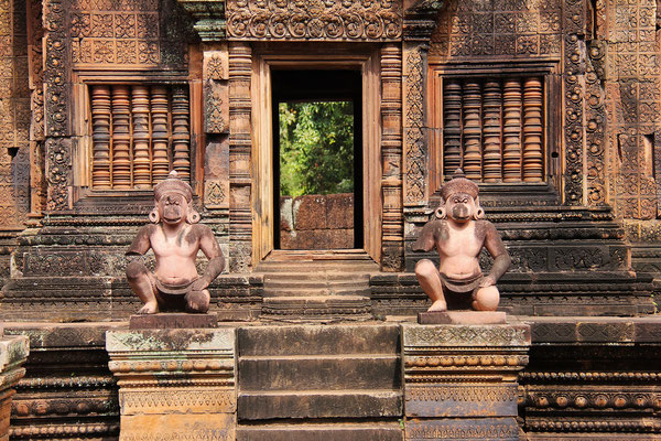 Khmer architecture from Central and East Thailand