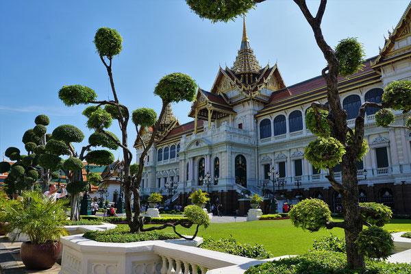 The Royal Palce in Bangkok