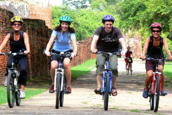 Cycling Tour in Ayutthaya