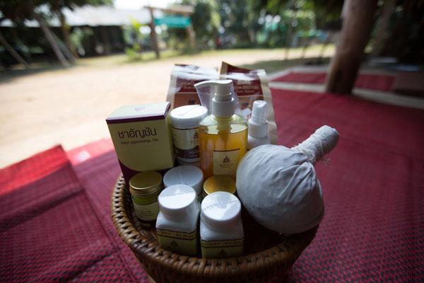 Herbal Compresses