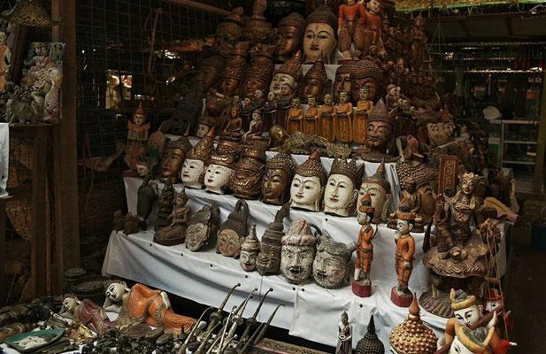 Buddhist artifatcs
