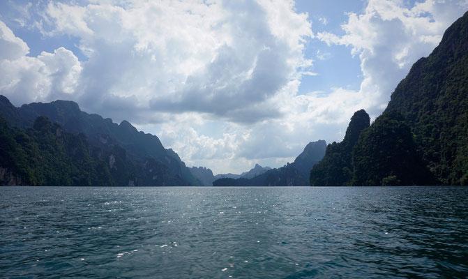 Khao Sok National Park Panorama