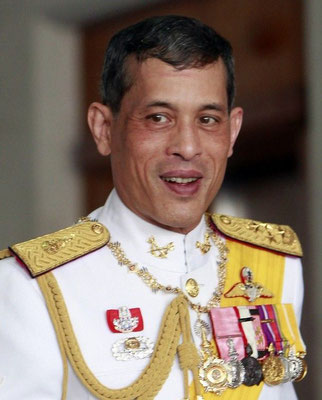 His Royal Majesty King Maha Vajiralongkorn Rama 10