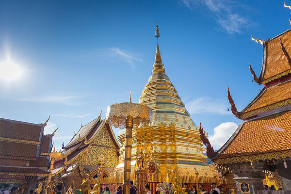 Wat Doi Suthep Mountain Temple