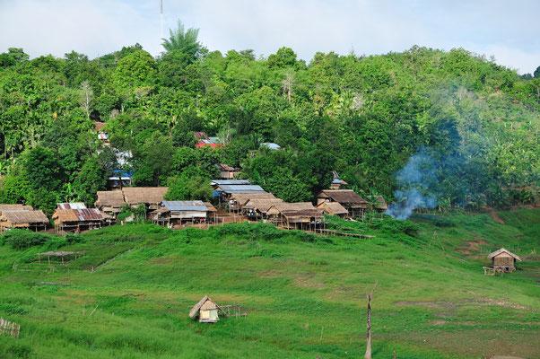 Nature around the Khao Laem National Park