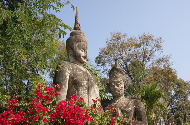 Wat Kek in Nong Khai