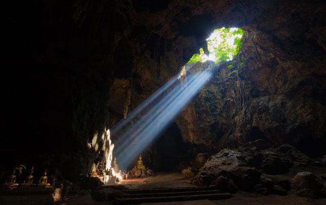 Khao Luang Cave near Phetchaburi