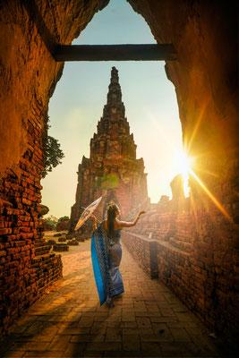 Ancient Siam at Ayutthaya