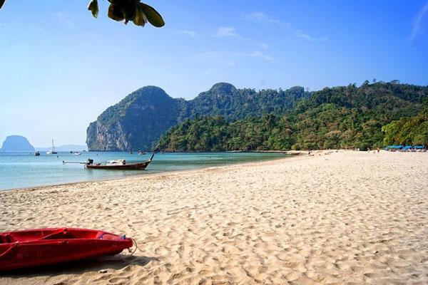 Koh Mook Beach