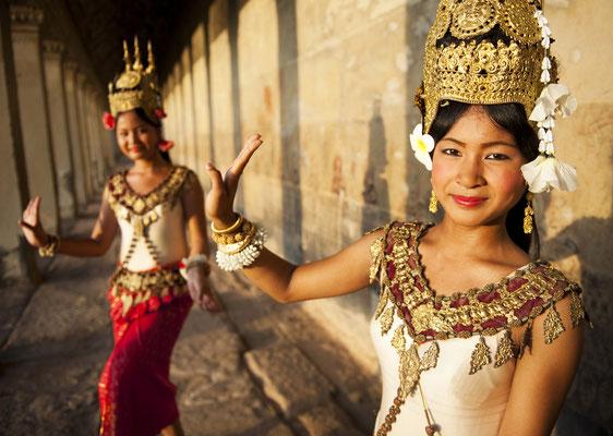 Khmer Temple Dancers