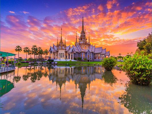 Journeys Around Thailand