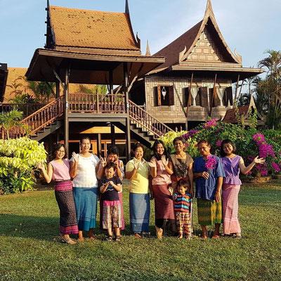 The Thai House Team says Goodbye
