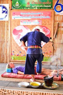 Yam Krang - Hot Foot Massage