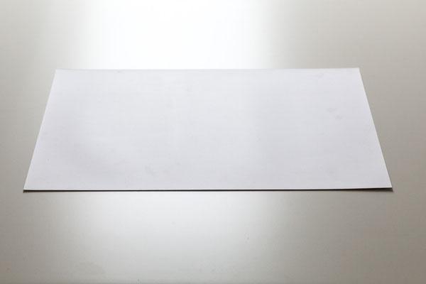 Lichtdruck Rückseite Gegenlicht