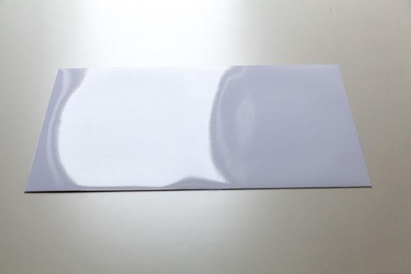 Lichtdruck Vorderseite Gegenlicht