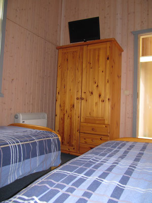 Zweites Schlafzimmer Haus 52
