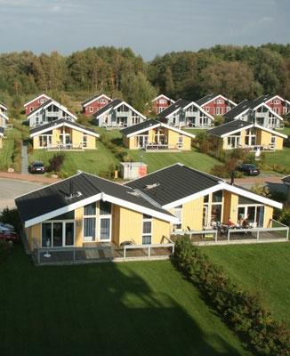 Ferienhaus 52 und 53 im Ferienpark Müritz