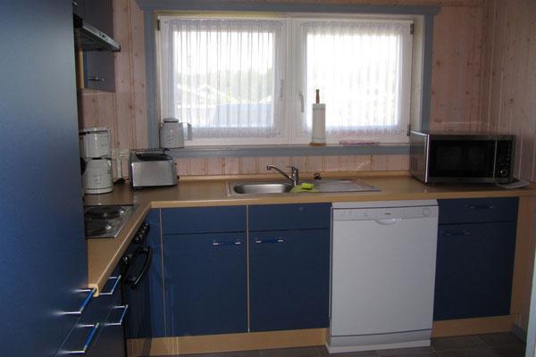 Küche Ferienhaus 52