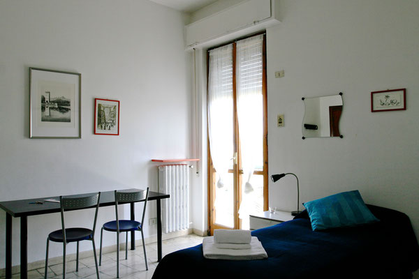 Camera doppia/tripla con i letti singoli