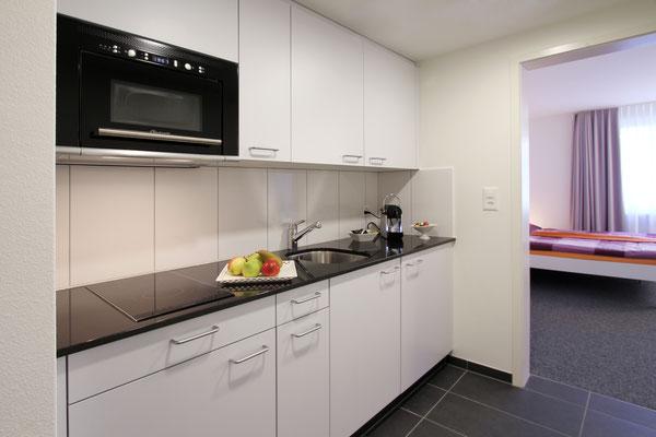 Cuisine appartement double
