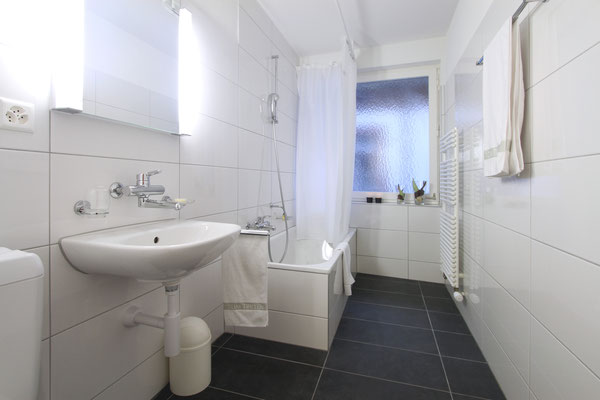 Badezimmer Einzelapartment Plus