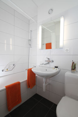 Salle de bain appartement simple