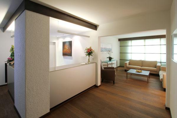 Réception/Lobby