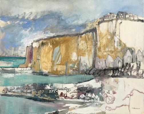 Du côté de Cirel-sur-Mer 73x92