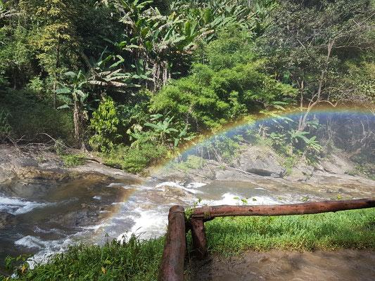 Mae Klang Wasserfall
