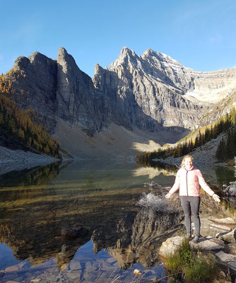 Lake Agnes, Canada