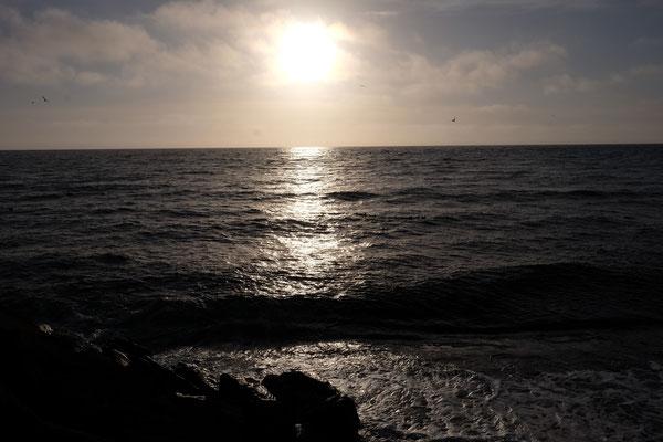Am Strand von Blönduós