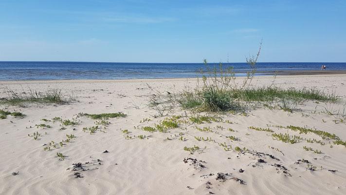 Strand von Jurmala, Lettland