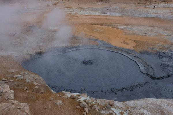 Geothermalgebiet Hver