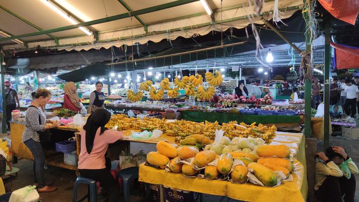 Filipino Night Market, Kota Kinabalu, Sabah, Borneo, Malaysia