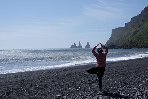 Black Sand Beach, Vik y Myrdal, Island