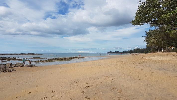 Strand von Khao Lak